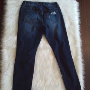 Altar'd State Distressed Jeans Sz 30